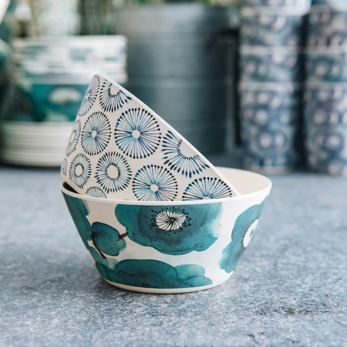 Bamboo Bowls from Burford Garden Company