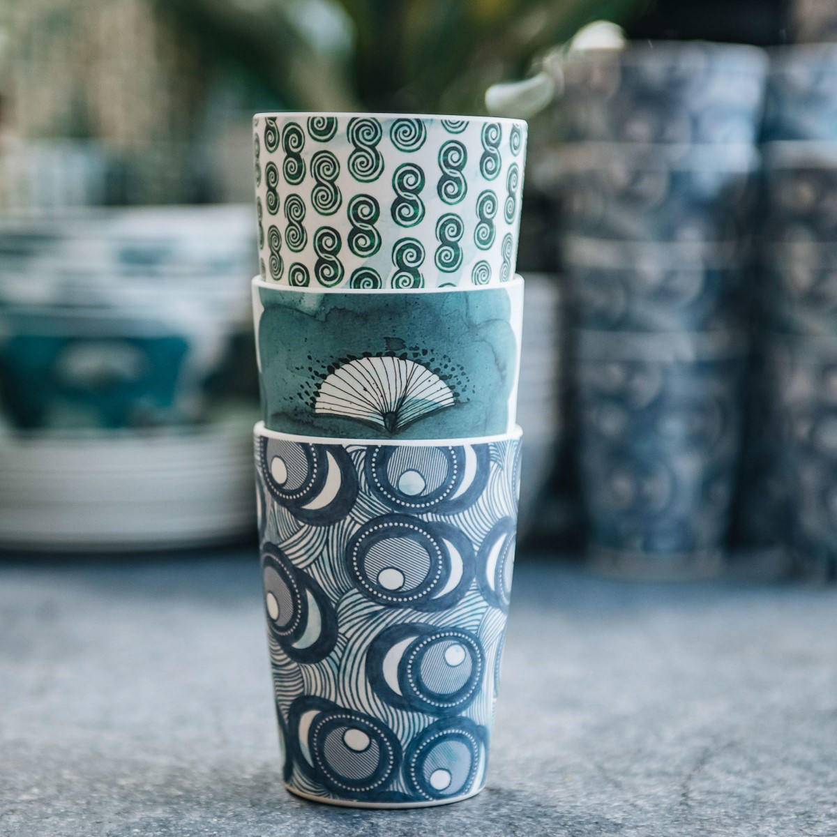 Bamboo Tumblers from Burford Garden Company