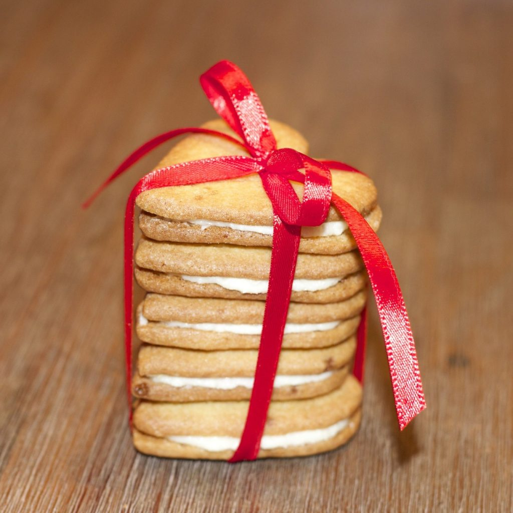 Double Vanilla Biscuits Recipe at Cotswolds Hampers