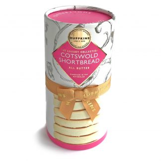 Huffkins All Butter Cotswold Shortbread Tube, 315g