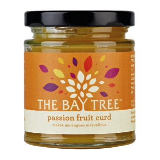 The Bay Tree Passion Fruit Curd, 200g
