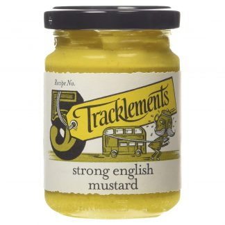 Tracklements Strong English Mustard, 140g